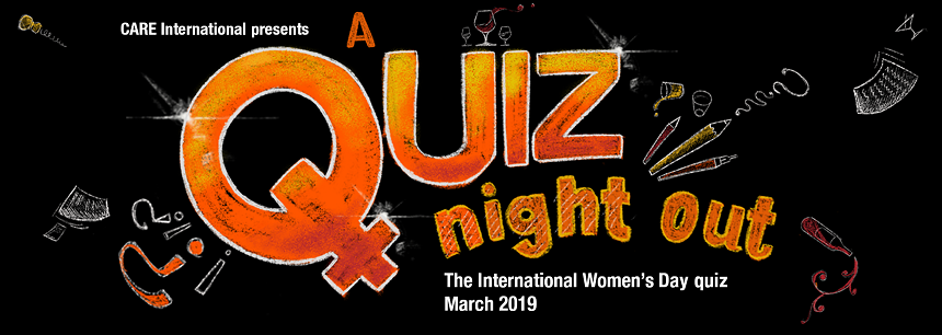 A Quiz Night Out banner