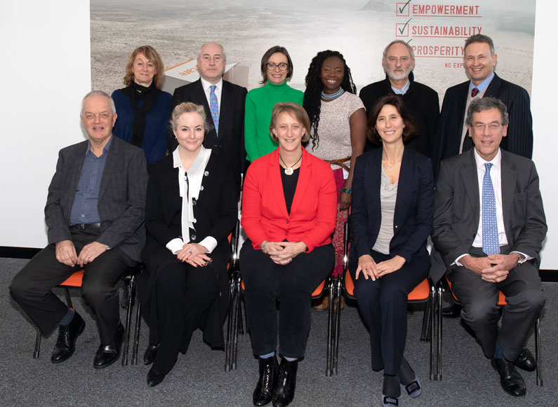 CARE International UK trustees