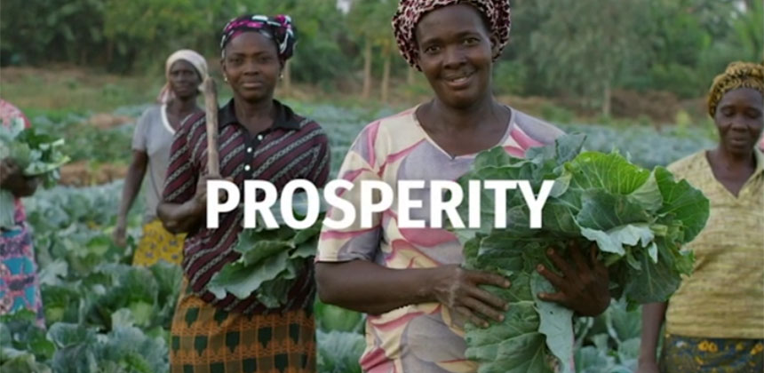 Image from 'CARE for an equal world' video