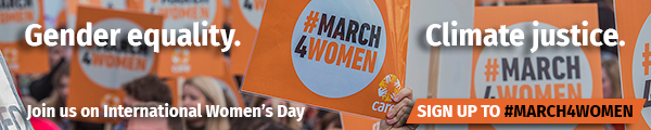 Sign up to #March4Women