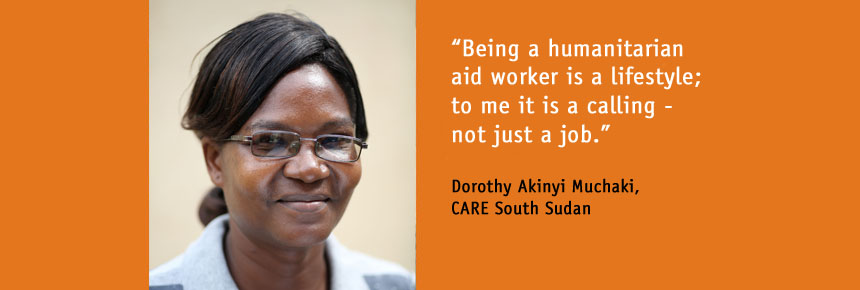 Dorothy Muchaki, South Sudan