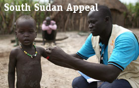 South Sudan appeal