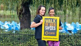 walk in her shoes 2018