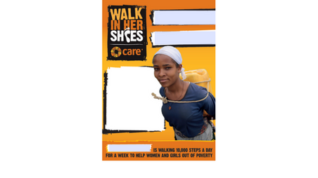 Walk In Her Shoes Posters