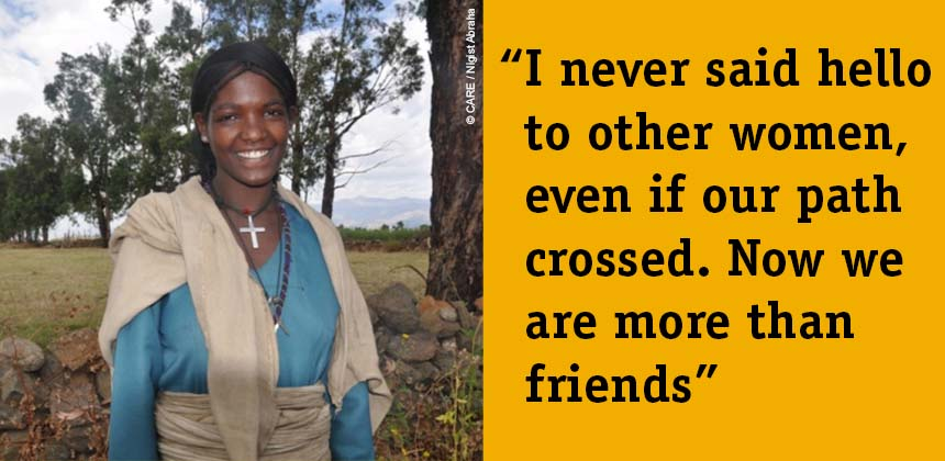 Yenguse, 17, was married at 12