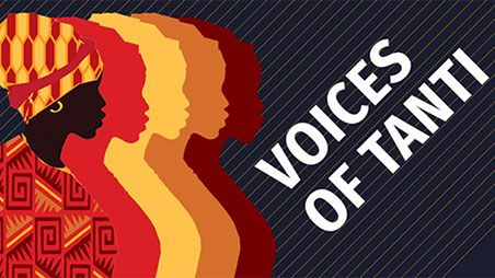 Voices of Tanti graphic