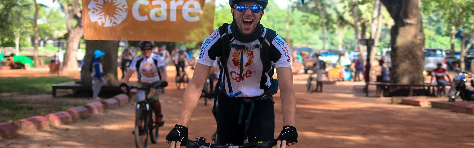 Lendwithcare Zambia Bike Ride 2020