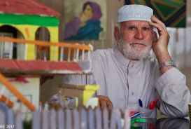 Mohammed Asaf, the toymaker of Azraq refugee camp