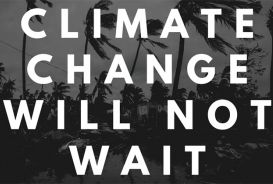 Climate change will not wait (graphic)