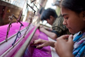 Banglaeshi garment workers © CARE / Josh Estey
