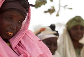 With help from CARE Tachima has been able to pay off her debts and feed her children. © CARE