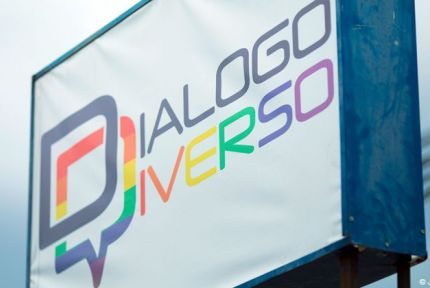 Sign for Dialogo Diverso