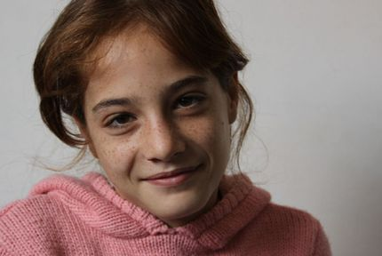 Despite terrible memories of having to run home from school after bomb raids Hadeel wishes she could continue her studies. She wants to become a doctor. © CARE